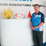 Vol. 09OMRON Healthcare Manufacturing Vietnam Co., Ltd.